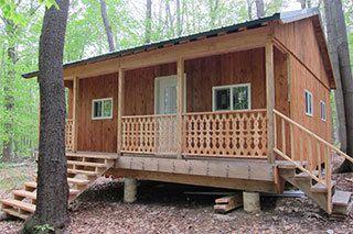 Cabin Rental Chautauqua, NY
