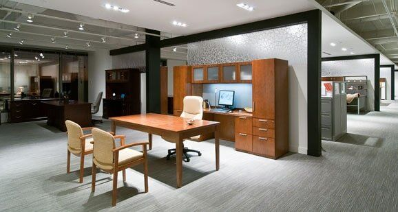 Office Furniture Showroom | Queens, NY | Ridgewood Office