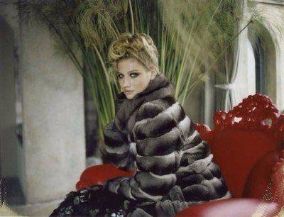 cappotto in pelliccia su misura