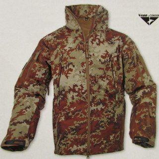 soft shell jacket summit vegetato