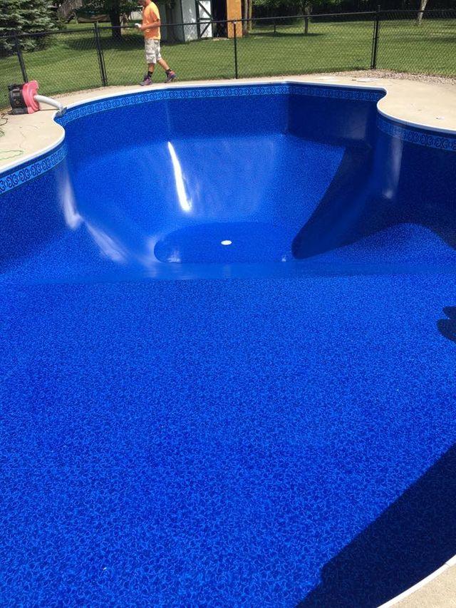 inground pool liner