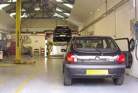 installation of car AC