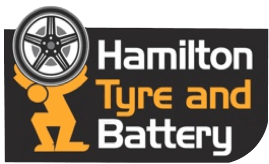 Logo Hamilton Tyre and Battery