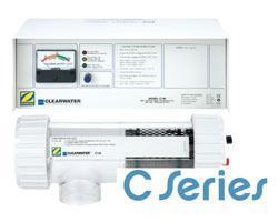 S series salt water chlorinator