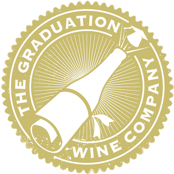 the graduation wine company logo
