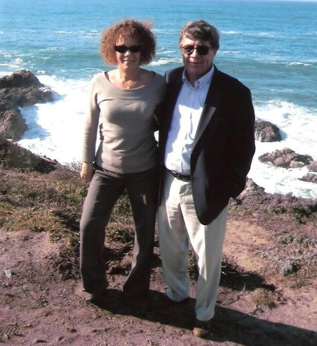 Jack Thrasher and Sandra Crawley