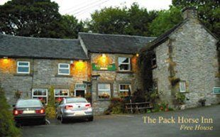 Quality homemade food - Crowdecote - The Pack Horse Inn - Restaurant Exterior View