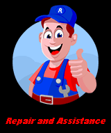 repair and assistance