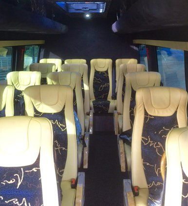 Professional coach hire