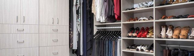 5 Tips for Organizing Your Master Bedroom Closet in ...