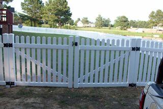 Chain Link Fence Sanford, NC
