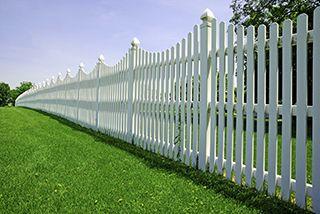 Vinyl Fence Sanford, NC