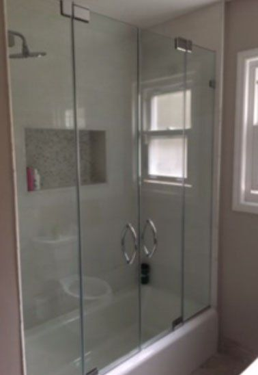 Shower Doors In Englewood Nj Master Glass Mirror Llc