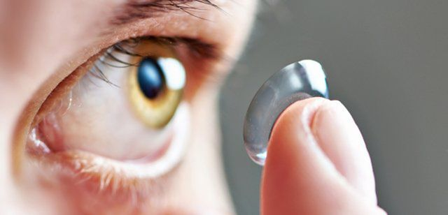 Hybrid Contact Lenses At Focal Pointe Eye Care West Chester Ohio