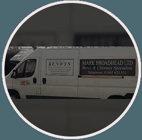 MARK BROADHEAD LTD mobile van