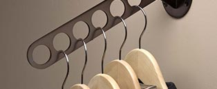 Custom Closet Hanger Racks Accessories