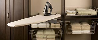 Custom Closet Ironing Boards Accessories