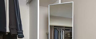 Custom Closet Mirrors Accessories