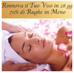 Massaggio al viso, trattamento Ayurbach