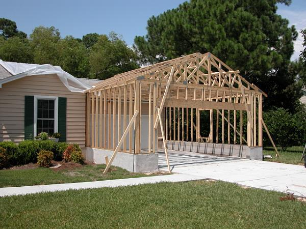 Garages pettinato construction inc gulf breeze fl for Mobile home additions plans