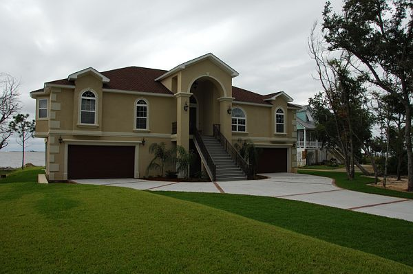 Piling homes pettinato construction inc gulf breeze fl for Modular homes on pilings