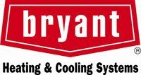 bryant heating and cooling system logo RMG air conditioning and heating
