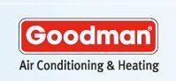goodman air conditioning and heating logo RMG air conditioning and heating