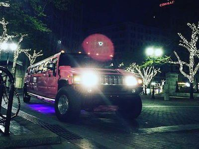 Indianapolis Limousine Rental Fleet Hummer Limo Party Bus