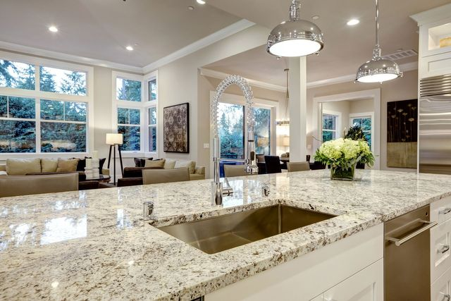 Freshen Up Your Space With New Granite Countertops