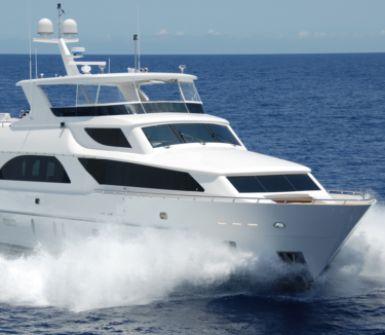 Imbarcazione di lusso