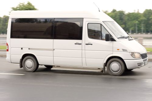 transporter bianco