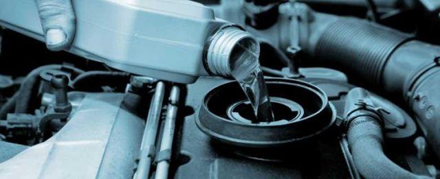 olio per il motore