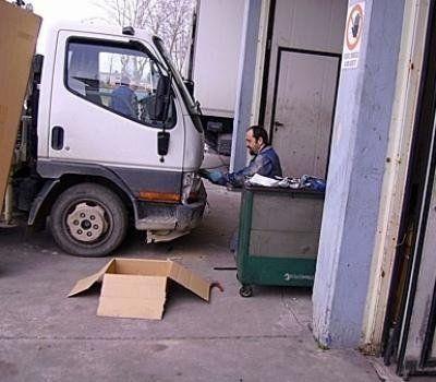 riparazione truck