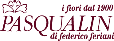 Fioreria Pasqualin Dal 1900 logo