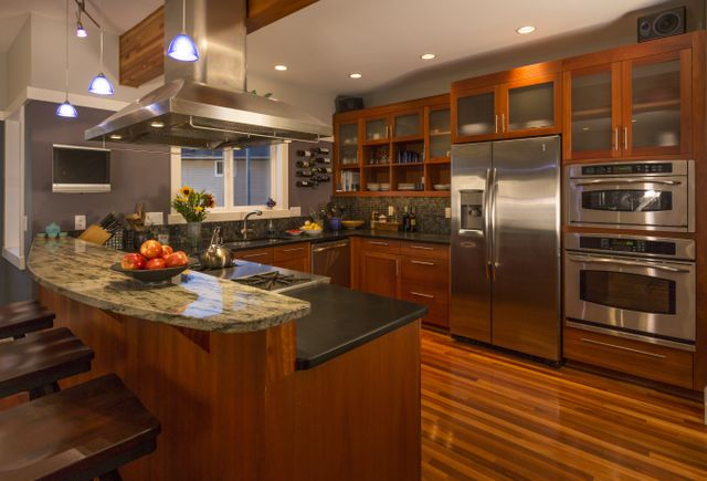 Kitchen Countertops Image