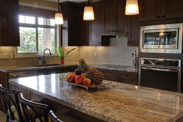 Kitchen Countertops & Kitchen Cabinets