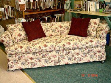 Custom Upholstered Furniture Randolph Upholstery