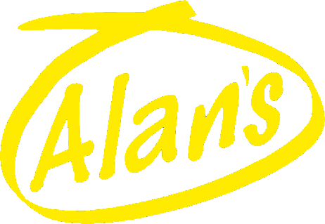 Alan's Taxis logo
