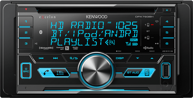 Car Stereo Receivers   Dr  Dashboard