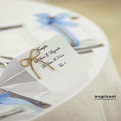 Carte dell'evento