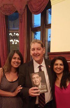 Clive Driscoll's Book Launch - In Pursuit of the Truth