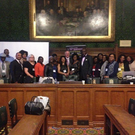 House of Commons with United Nations Youth