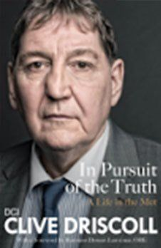 Clive Driscoll's Book cover In Pursuit of the Truth