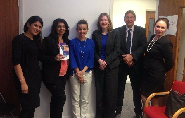 Sarbjit Speaking to Legal Professionals at St Andrews Hill
