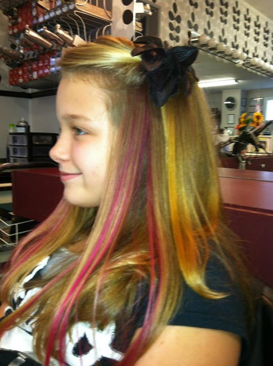 Hair Coloring Erie Pa Best Little Hair House In Town Designed By
