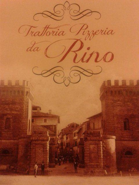 Trattoria da Rino, Rieti
