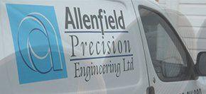 Allenfield Engineering Ltd van