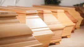 bare legno, lapidi, articoli cimiteriali