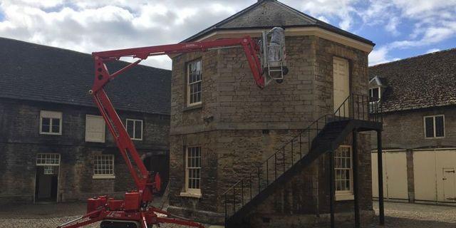 estate refurbishment project