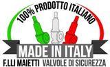 Valvole di sicurezza Made in Italy